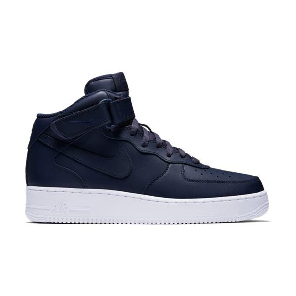 AIR FORCE 1 MID 07 NAVY