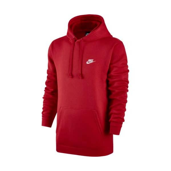 NSW CLUB HOODIE RED
