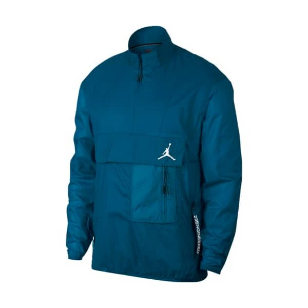 23 ENGINEERED LT WEIGHT JACKET BLUE