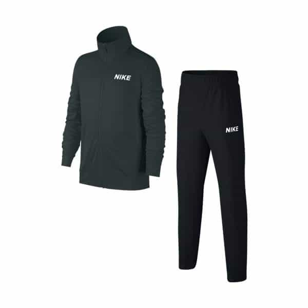 POLY NIKE OUTDOOR TRACKSUIT OLIVE
