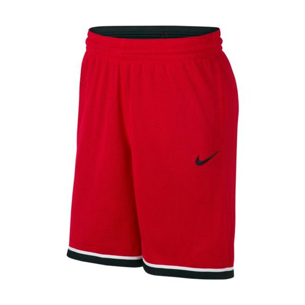 NK DRY CLASSIC SHORT RED