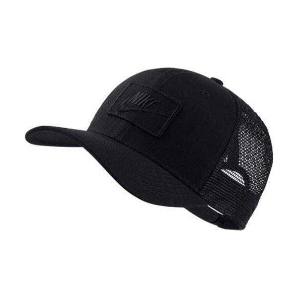 NSW CLC99 CAP TRACKER BLACK
