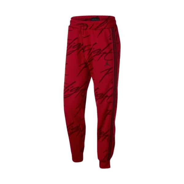 JUMPMAN TRICOT GFX PANTS RED