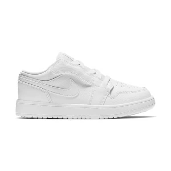 JORDAN 1 LOW ALT WHITE