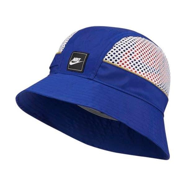 NSW BUCKET CAP MESH ROYAL