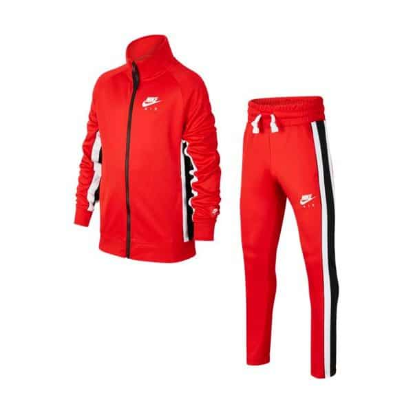 AIR TRACK SUIT RED