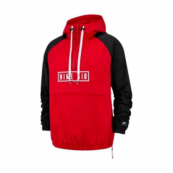 NSW AIR JACKET WVN RED