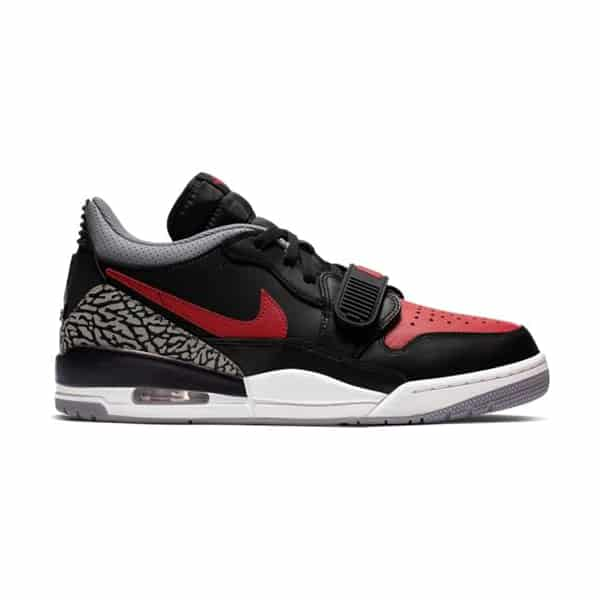 AIR JORDAN LEGACY 312 LOW BLACK