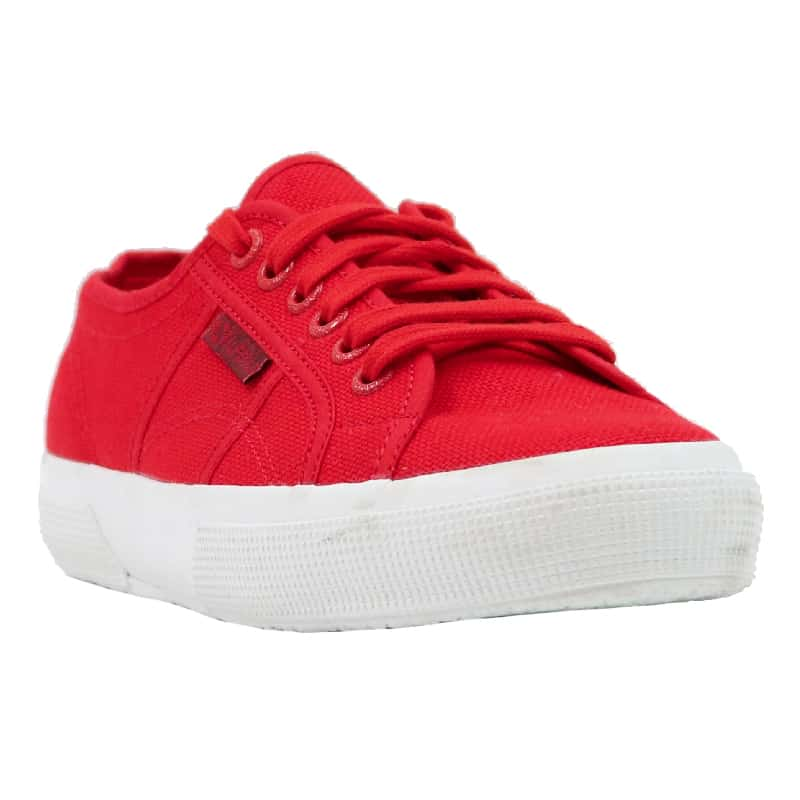 SUPERGA CLASSIC RED WHITE