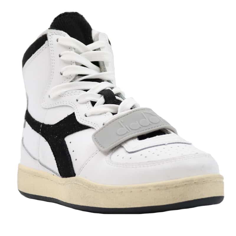 DIADORA MI BASKET USED WHITE