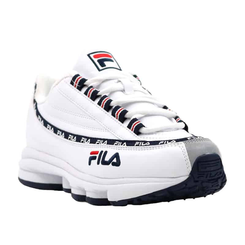 FILA DRST 97 WHITE NAVY RED WHITE