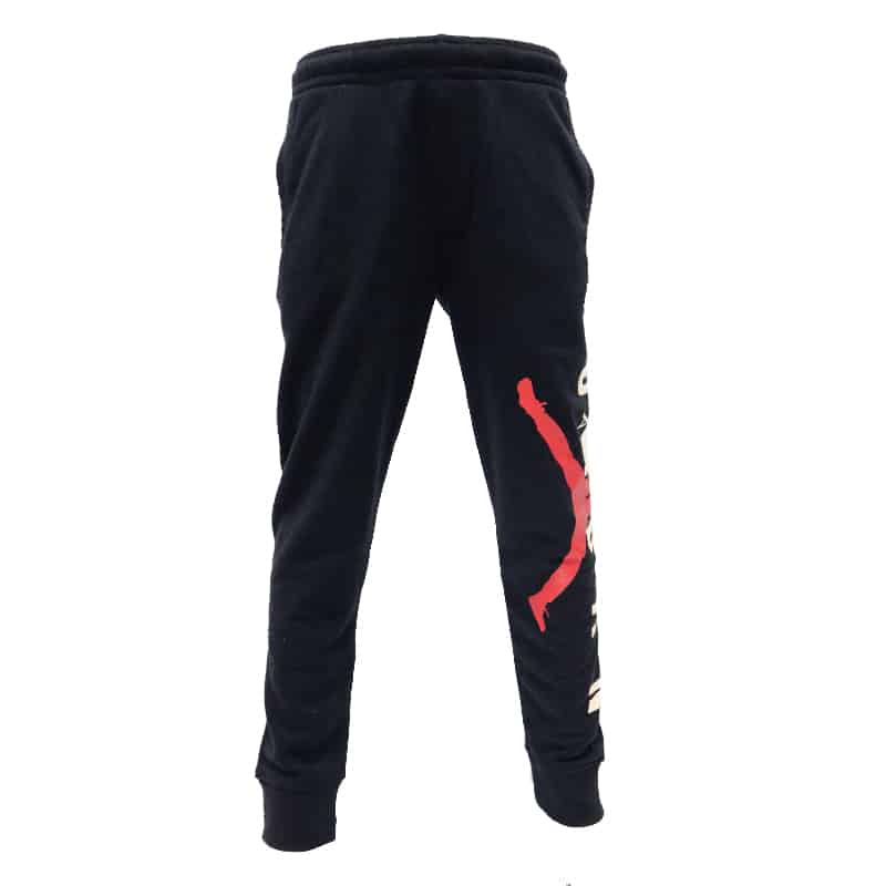 JORDAN KIDS TRACKPANTS JDB JUMPMAN AIR BLACK