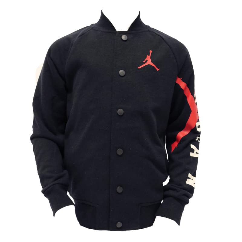 JORDANKIDS JACKETS JDB JUMPMAN AIR BLACK