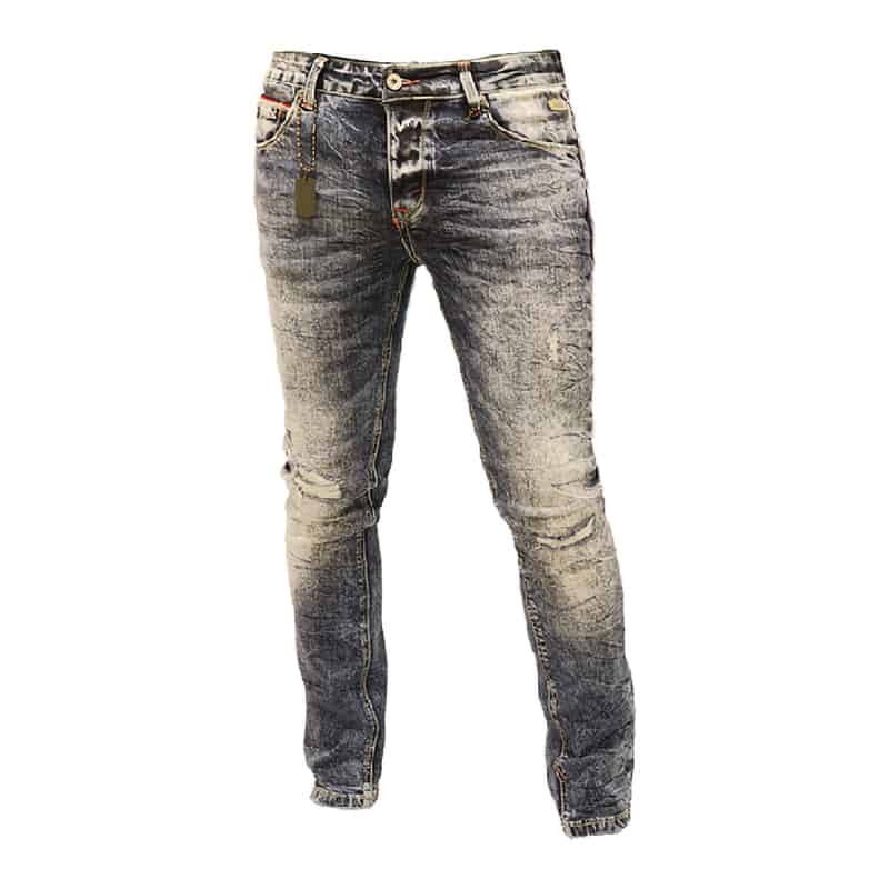 DENIM MENS DENIM LAVAZZA DARK BLUE