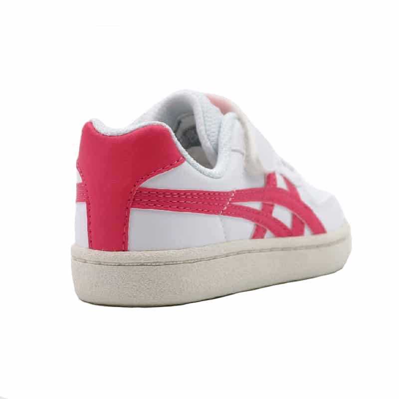 TIGER T93 LEATHER INFANTS FOOTWEAR GSM TS WHITE