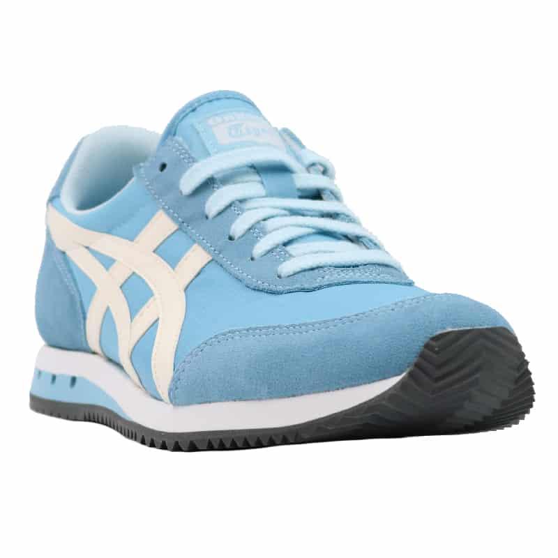 TIGER T98 CANVAS LADIES FOOTWEAR NEW YORK BLUE