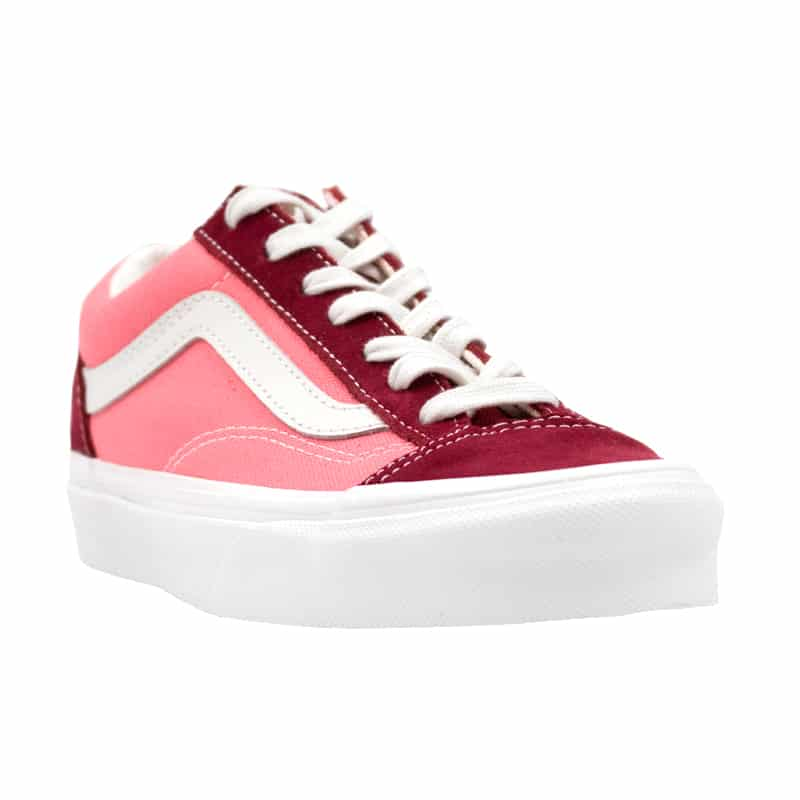 ANS RUMBA RED VINTAGE SPO RED