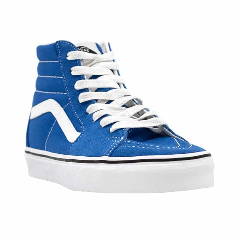 VANS SK8 HI LAPIS BLUE TRUE WHITE BLUE