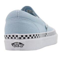 VANS CLASSIC SLIP ON COOLBLUE WHITE BLUE