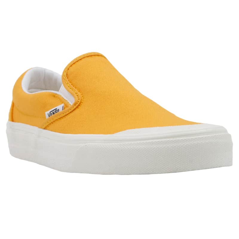 VANS CLASSIC SLIP ON 1 ZINNIA YELLOW