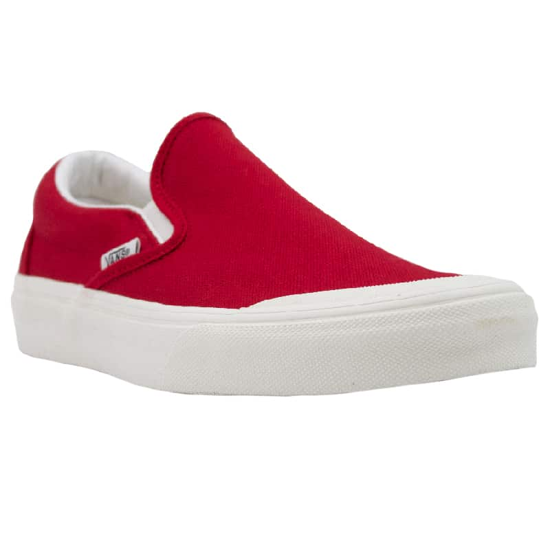 VANS CLASSIC SLIP ON 1 TANGO RED