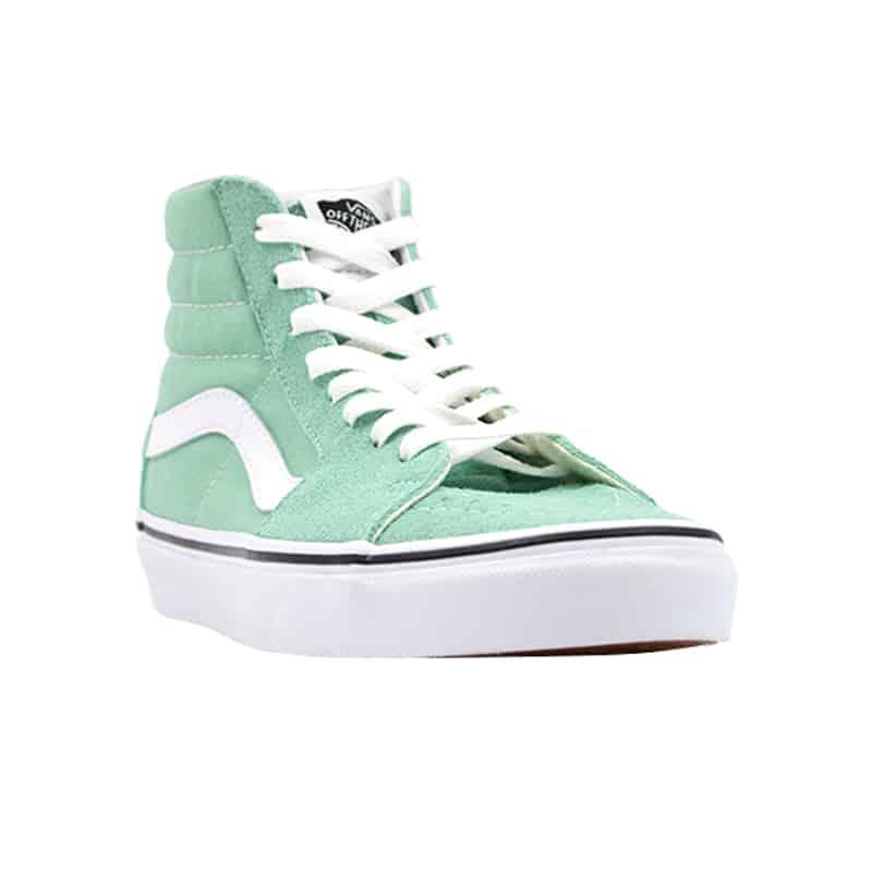 VANS SK8 HI NEPTUNE GREEN WHITE